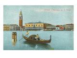 Doge's Palace, Venice, Italy Prints
