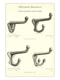 Hotel or Schoolhouse Hooks Poster