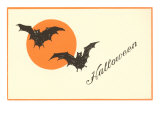Halloween, Bats Prints