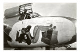 Nose Art, Pin-Up Photo