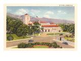 City Hall, Honolulu, Hawaii Prints