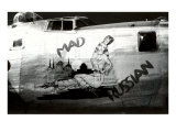 Nose Art, Mad Russian, Pin-Up Art