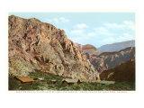 Phantom Ranch, Grand Canyon Kunstdrucke