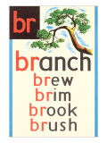BR for Branch Poster