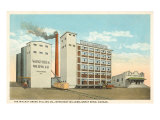 Walnut Creek Milling, Great Bend, Kansas Prints