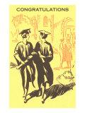 Congratulations, Graduates Posters