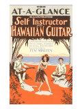 Hawaiian Guitar Instructions Kunst