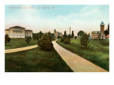 Purdue University, Lafayette, Indiana Prints