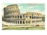 Colosseum, Rome, Italy Prints