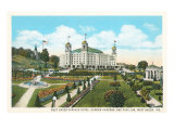 West Baden Springs Hotel, Indiana Posters