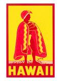 King Kamehameha, Hawaii Poster Posters