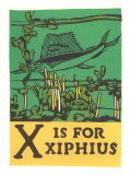 X is for Xiphius Art