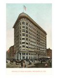 Pythian Building, Indianapolis, Indiana Posters