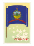Flag of Vermont Prints
