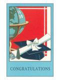Congratulations to the Graduate Print