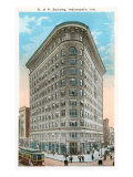 Knights of Pythias Building, Indianapolis, Indiana Print