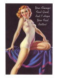 Get Well Pin-Up Prints