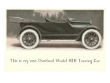 Overland Model 83B Touring car Prints