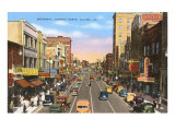 Broadway, Aurora, Illinois Prints
