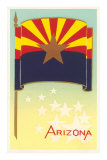Flag of Arizona Posters