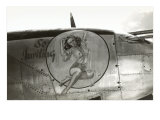 Nose Art, Pin-Up Print