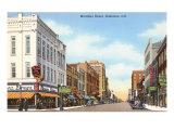 Meridian Street, Anderson, Indiana Prints