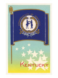 Flag of Kentucky Art