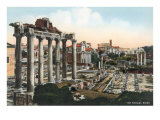 The Forum, Rome Prints