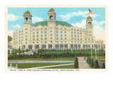 West Baden Springs Hotel, Indiana Prints