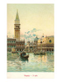 San Marco, Venezia, Italia Poster