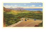 Windward Oahu, Nuuanau Pali, Hawaii Poster