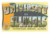 University of Illinois, Champaign-Urbana Posters