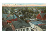 Downtown Kokomo, Indiana Prints