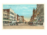 South Broadway, Aurora, Illinois Prints