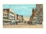 South Broadway, Aurora, Illinois Posters