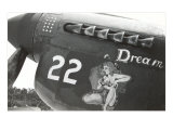 Nose Art, Dream, Pin-Up Prints