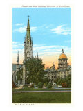 Notre Dame, South Bend, Indiana Posters