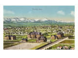 Pocatello, Idaho Posters