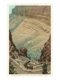 Cathedral Stairs, Grand Canyon Prints