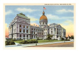 State Capitol, Indianapolis, Indiana Prints