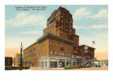 Knights of Columbus Hotel, Gary, Indiana Posters