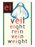 EI in Veil Poster