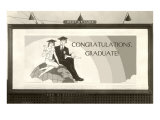 Billboard, Congratulations Graduate Photo