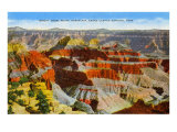 Bright Angel Point, Grand Canyon Art