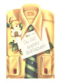 Happy Birthday, Dear Dad Prints