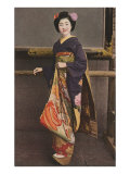Geisha Prints