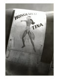Nose Art, Honolulu Tina Pin-Up Art