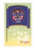 Flag of Utah Prints