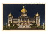 State Capitol, Des Moines, Iowa Art