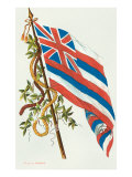 Flag of Hawaii Posters